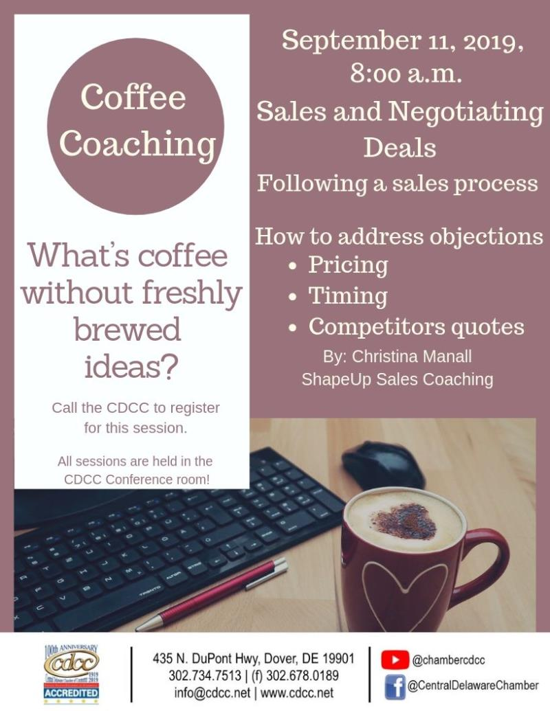 Coffee Coaching