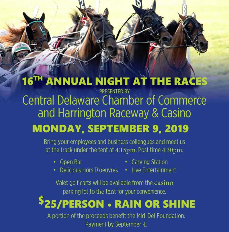 16th Annual Night at the Races